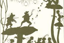 Fairies / fairy  tales