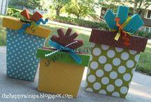Craft Ideas / by Amy Stewart