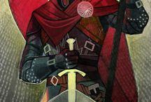 Tarot Dragon Age