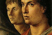 Giovanni Bellini / Giovanni Bellini (Venezia, 1433 circa – Venezia, 26 novembre 1516) pittore italiano, uno dei più celebri del Rinascimento, noto anche con il nome Giambellino.