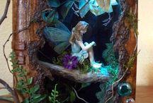 Fairy garden gown