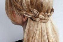 b e a u t y: LITTLE g i r l Hair / by doreen