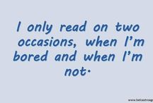 Reading ♥