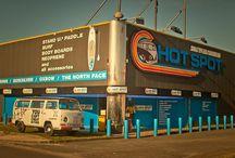 Hot Spot Shop / surf shop bordeaux mériganc