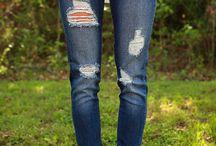 spodnie i spodenki