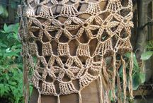 crochet ponchos-shawls-kaskol