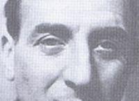 Georges Vantongerloo / Dipinge composizioni ortogonali fedeli allo spirito del neoplasticismo. Parallelamente, lavora anche come scultore: esegue diverse costruzioni geometriche che si propongono quali utopie architettoniche