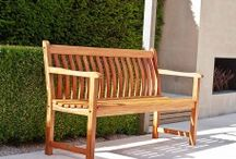 Garden Benches / Posh Garden Furniture UK - Collection of garden benches from leading Manufacturers such as Alexander Rose, Kingdom Teak and many other