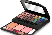 Eyeshadows/Face Makeup Palettes / My wishlist or Fav Products