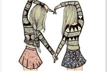 barátok / a legjobb barátaimrol