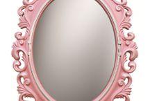 Детские комнаты / Зеркала для детской комнаты Представляем вашему вниманию зеркала для детской в широком ассортименте. Настенное дизайнерское зеркало, обрамленное в декоративную раму. Красивые и стильные зеркала особый предмет интерьера. Декоративные зеркала стилистический дополняют интерьер и функционально расширяют пространство. Созданные нами декоративные рамы для зеркал, отличаются эксклюзивностью и уникальностью, благодаря высоким достижениям художников и декорированию ручной работы.