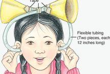 Human body ear