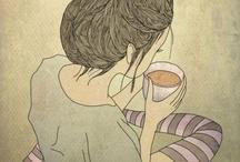 커피일러스트