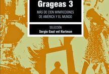 Patricia Nasello - Participación en antologías literarias / Mis micros en estos libros