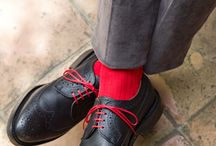 Men's Socks and shoes