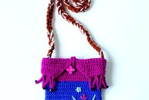 Crochet Corner: Purses