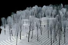 Modell Bäume