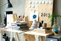 Desk Envy / The prettiest work-spaces you will ever see!  / by Shoplet UK