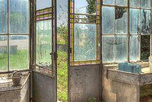 Orangeries y cerramientos de cristal / El cierre de la terraza