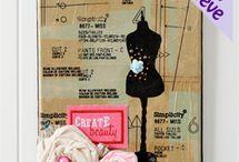 Craft Ideas / by Jaime Fedder