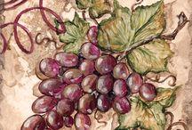 üzüm ve şarap
