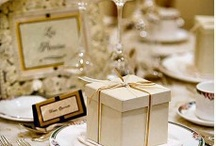 Wedding/Shower/Bachelorette Party Ideas / by Cheryl Rutherford