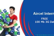 Aircel Internet Trick - Download My aircel app and Get 100 MB 3G Data Absolutely For Free