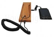 Houten gadgets