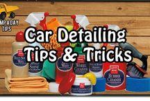 Car Detailing Tips & Tricks