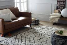 Patterned rugs / We choose our favourite patterned rugs to add style to your home!