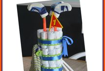 DIY - Baby shower ~ gifts