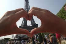 Eiffel Tower / It's the greatest beauty tower in France.