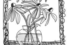 iPAD Drawings / Drawings done on the iPAD
