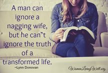 Biblical Marriage / by Women Living Well