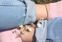 flowers in ma hair