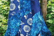 sarongs and wrap skirts