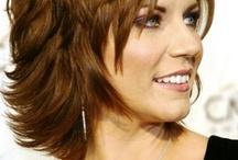 Hair styles  / Hair styles  / by Stephanie Fowler-Knott