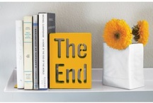 it's a 'hold up' / fun additions on the book shelf