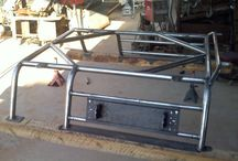 4x4 bakkie frames