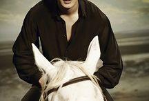 Príncipe no cavalo branco