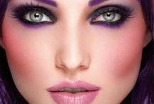 make-up ideas / by Brenda Montero