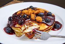 Food: Breakfast / What's for Breakfast?