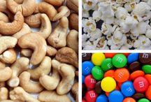 Snacks / by Kathy Miller