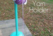Yarn diys