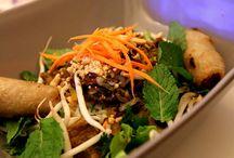 Asian Food DIY / Tests culinaires de nourriture asiatique
