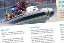 Boat charter jet ski business idea