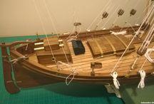 Ahşap Gemi Maketleri / Ölçekli ahşap gemi maketleri hayatınıza katabileceğiniz, bir hobiniz olsun