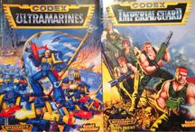 Old Warhammer Covers