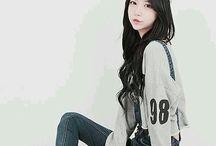 outfits coreeana