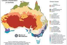 Australia's Geographie